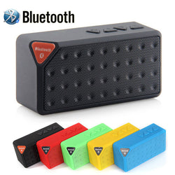 MINI Bluetooth Speaker X3 Jam box Wireless Portable Music Sound Box