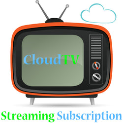 Cloud TV Media Streaming Subscriptions