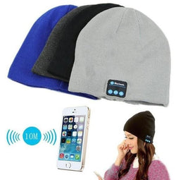 Wireless Bluetooth Headset Smart Hat