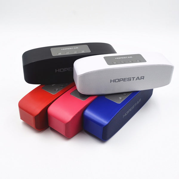 Deep Bass Loud Sound Power Bank Wireless Bluetooth Speaker