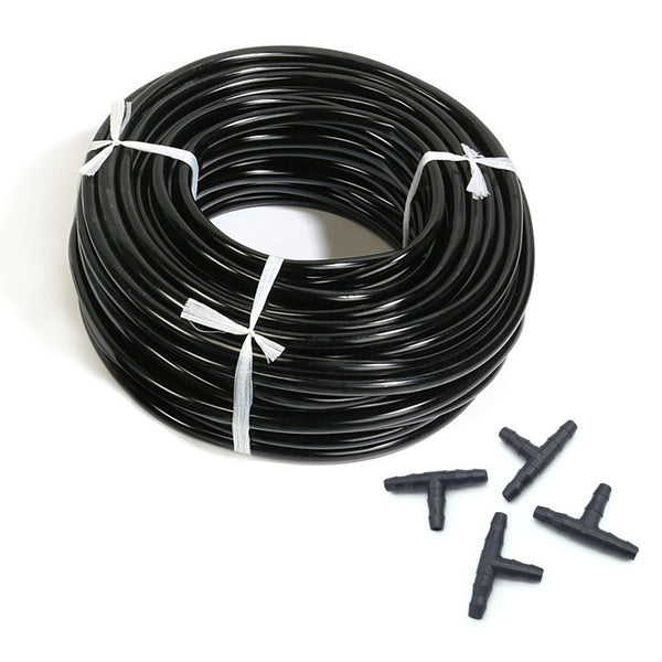 20m Irrigation Hose With 10 Pcs Tee Assembly