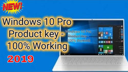 WINDOWS 10 PRO 32 / 64 BIT WIN 10 LICENSE ACTIVATION KEY