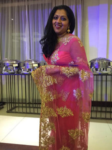 Indira - you look absolutely stunning!