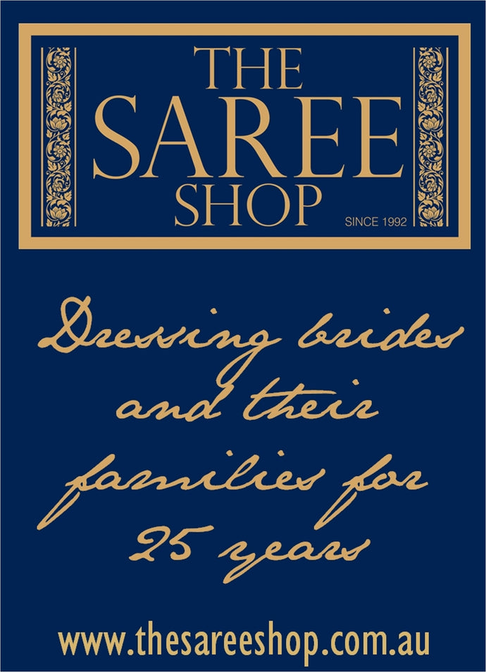 THE SAREE SHOP LOGO