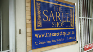 The Saree Shop at Harris Park
