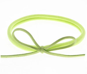 String Bow Nylon Headband