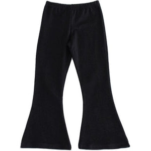 Bellbottoms Black