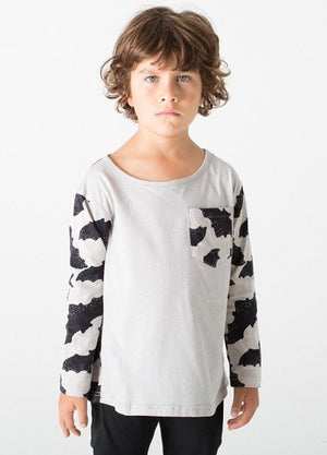 Bat long Sleeve Top
