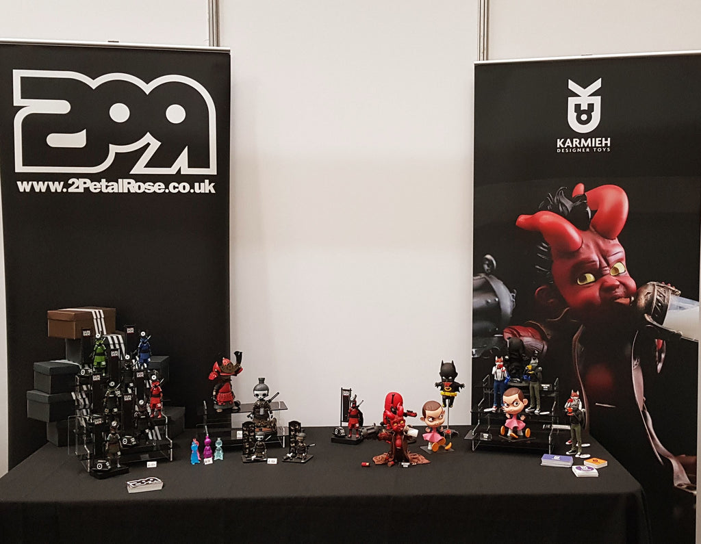 Back from ToyCon UK 2019