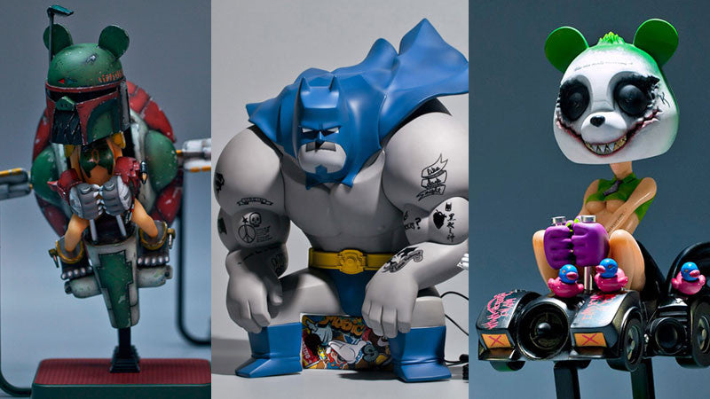 Designer Toys That Will Enrich Your Collection Karmieh Toy Design