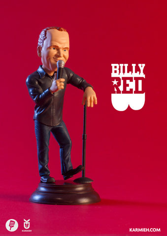 Billy Red - Limited and Signed edition of 10 - KARMIEH Toy Design