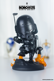 Bobo Fate: Darth Knight - KARMIEH Toy Design