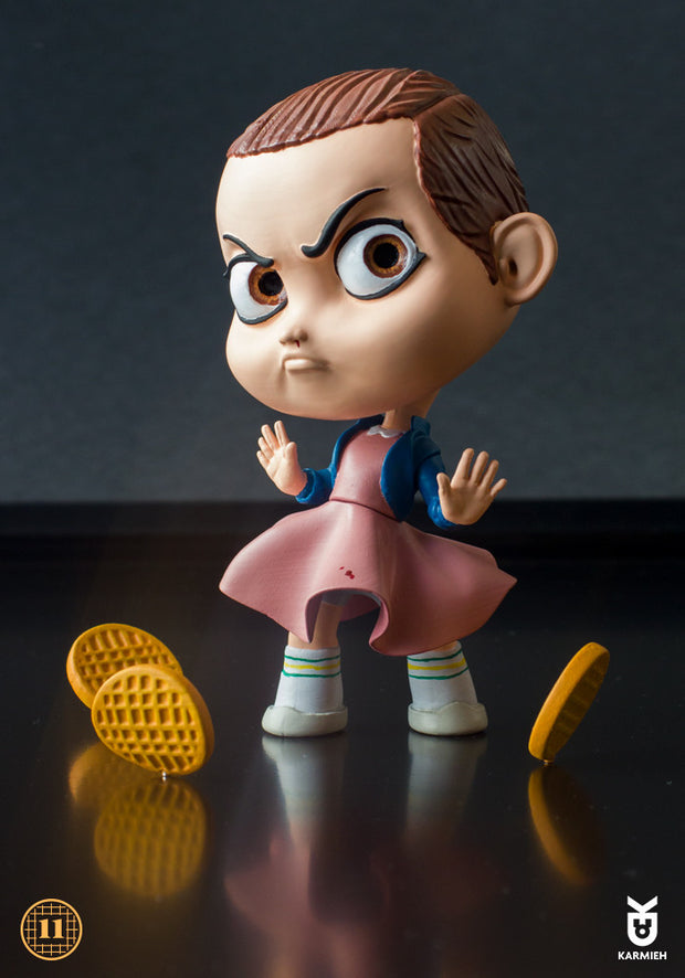 ELEVEN - Limited Edition - KARMIEH Toy Design