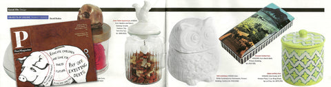 SCMP Sunday Magazine - Trinket boxes Objects of Desire