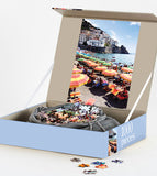 Box of 1000 Piece Puzzle Amalfi Neapolitan
