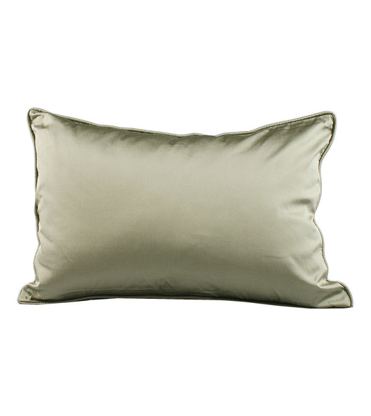Cushion Corded Piping Sage 30x45cm