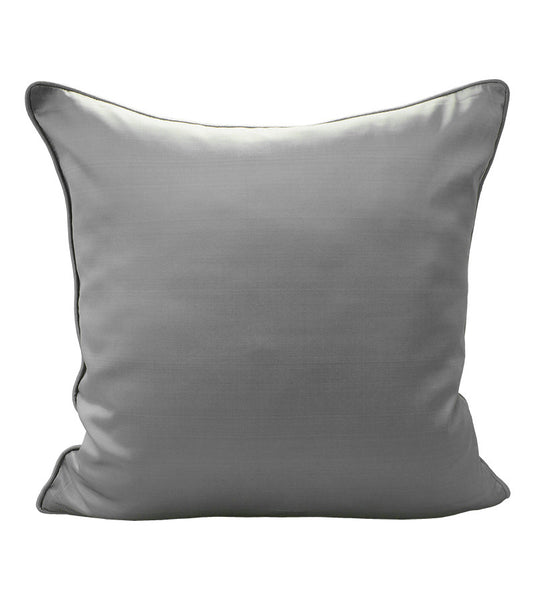 Cushion Corded Piping Warm Grey 45x45cm