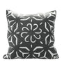 Cushion Madagaskar Ivory/Dark Grey 45x45cm