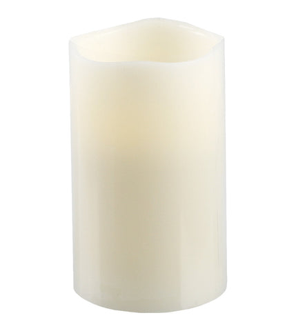 Flameless Wax LED Candle Cream