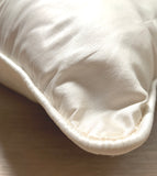 Cushion Cover Corded Piping Pearl
