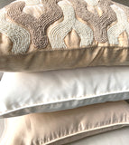 Cushion Cover Corded Piping Sand