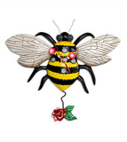 Buzz Bee Wall Clock