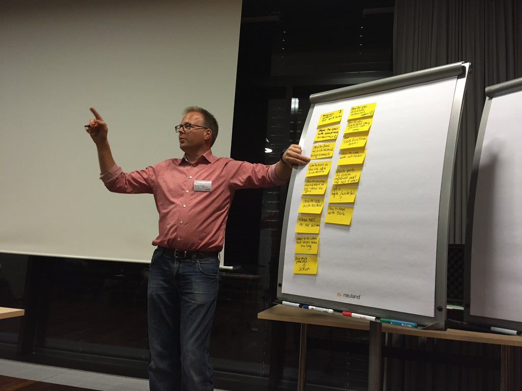 Our Co-Trainer - Klaus Bucka-Lassen