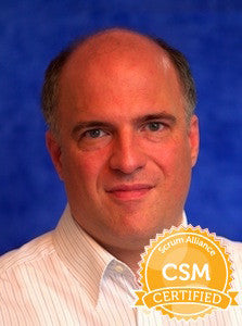 <b>Certified Scrum Master June 7th-8th</b><br>with Pierluigi Pugliese<br>2-day public course