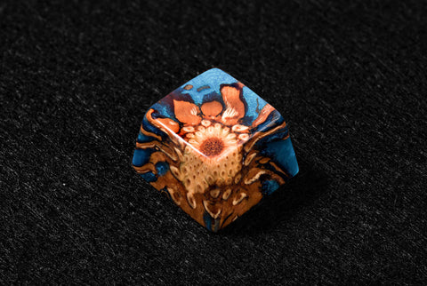 Ancient Flame Keycap - Jellj global store