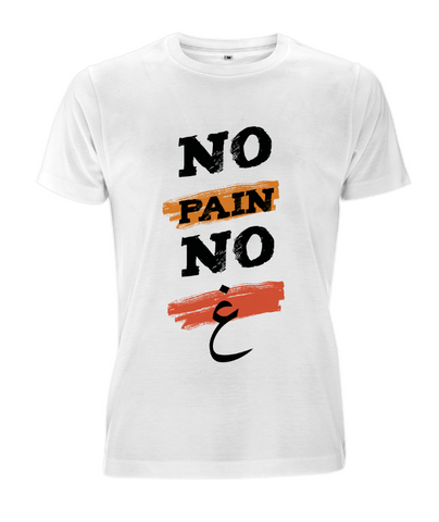 No Pain No Ghain Tee
