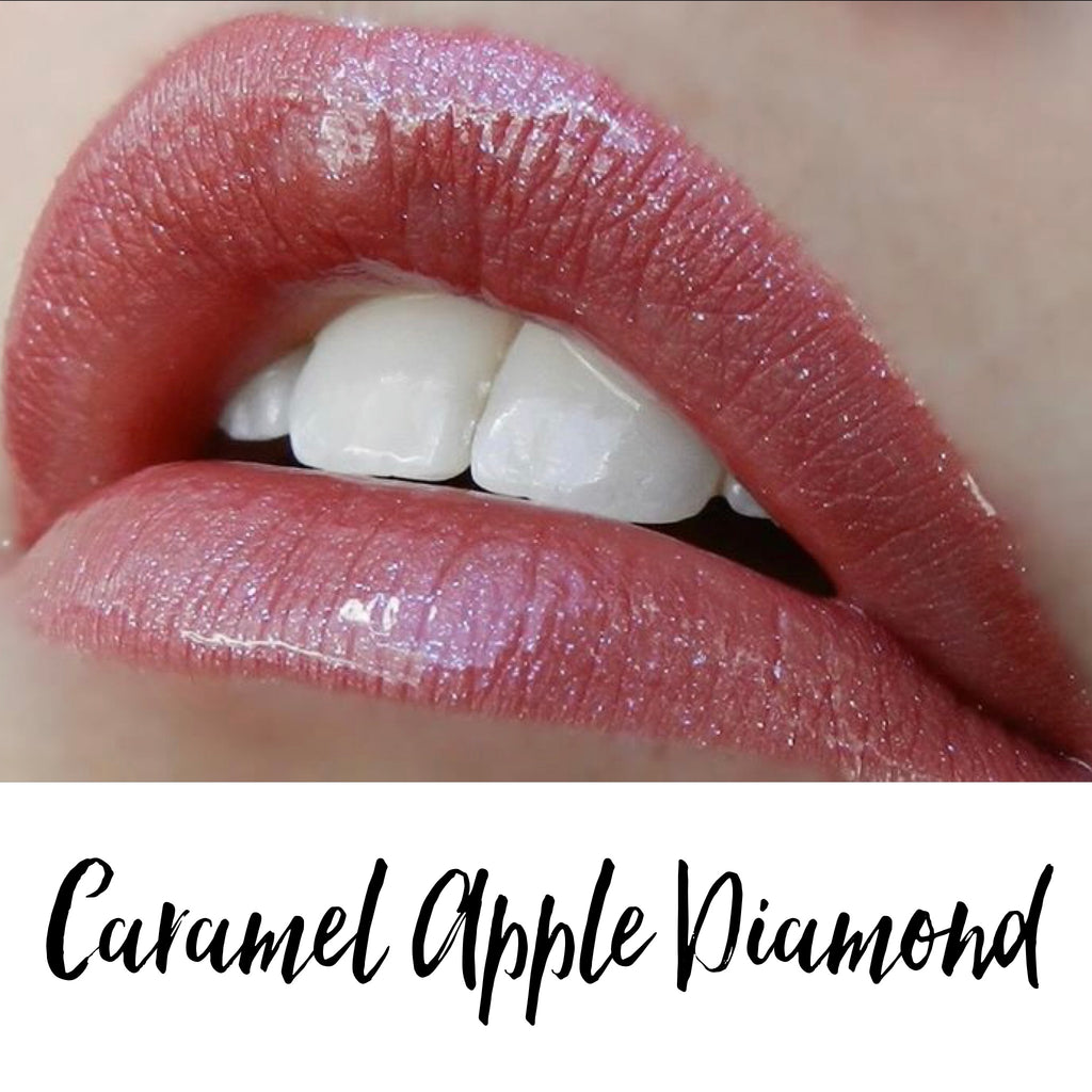 Carmel Apple Diamond Lipsense - Bangle Boulevard