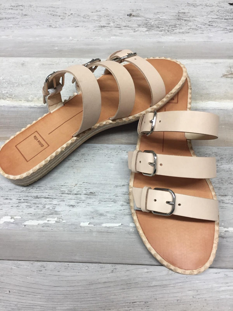 Dolce Vita Para Slide Sandal in Neutral