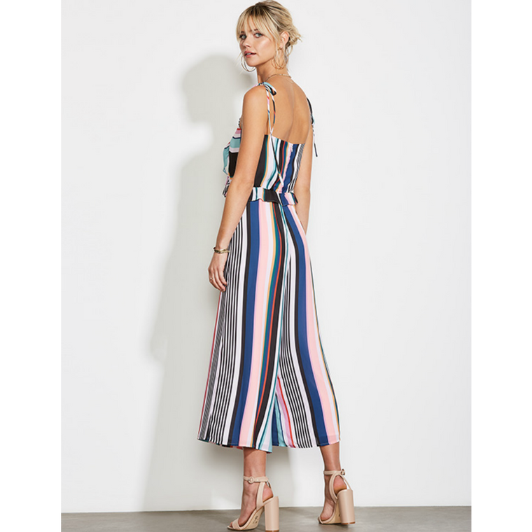 Fiesta Jumpsuit - Bangle Boulevard