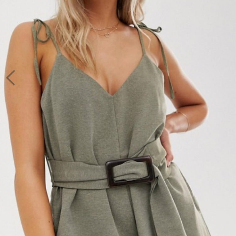 Forrest Jumpsuit - Bangle Boulevard