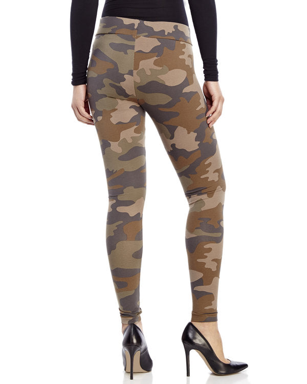 Camo Leggings - Bangle Boulevard