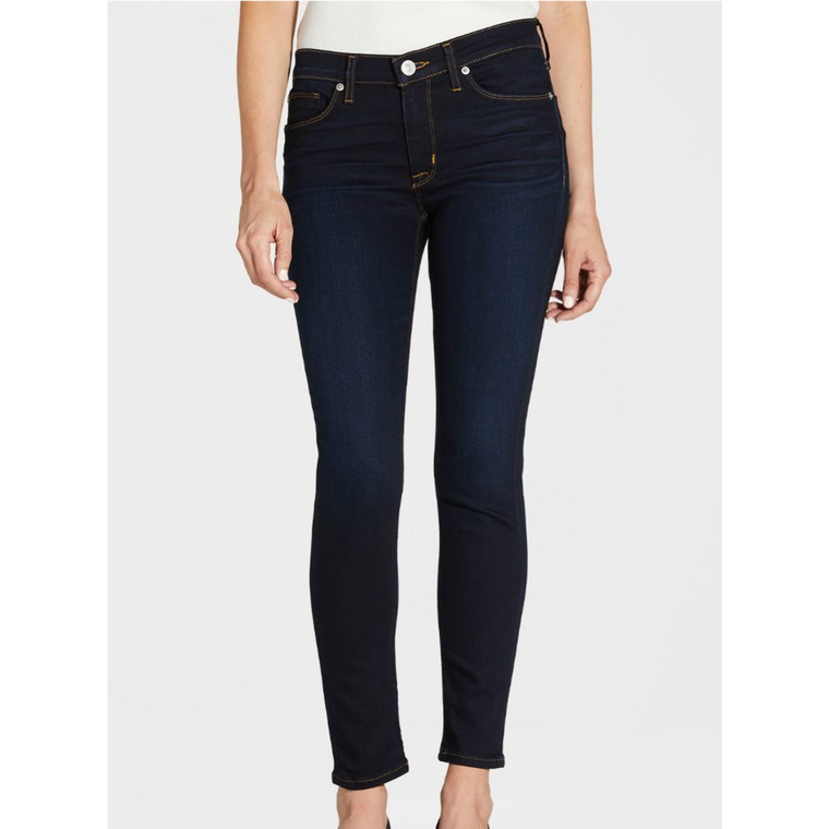 Nico Mid Rise Ankle Skinny