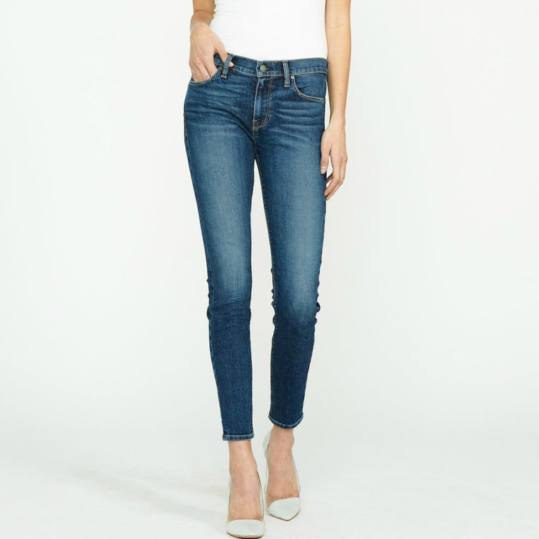 Nico Mid Rise Skinny Ankle