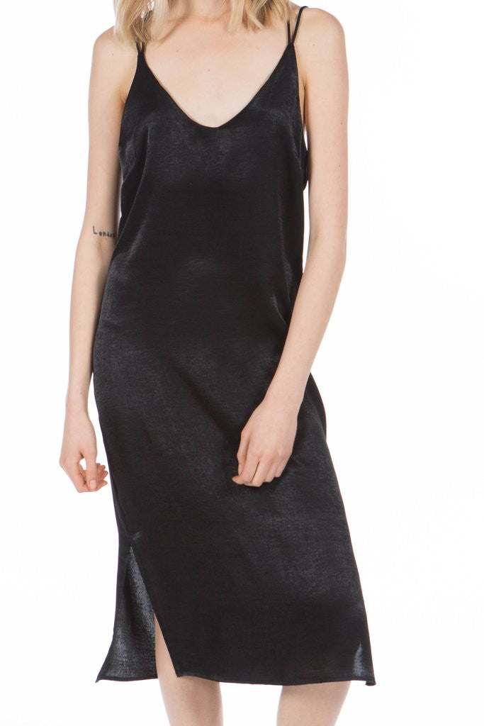Sneaking Out Slip Dress
