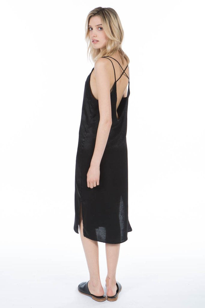 Sneaking Out Slip Dress - Bangle Boulevard