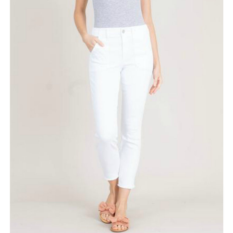 Karli Crop in Whisper