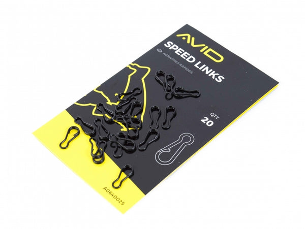 Avid Carp Speed Links