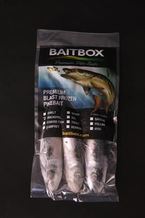 Bait Box Joey Mackerel Deadbait