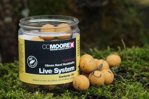 CC Moore Live System Hard Hook Baits
