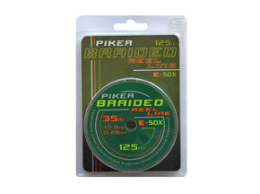 Drennan E-sox Piker Braided Main Line 125mt