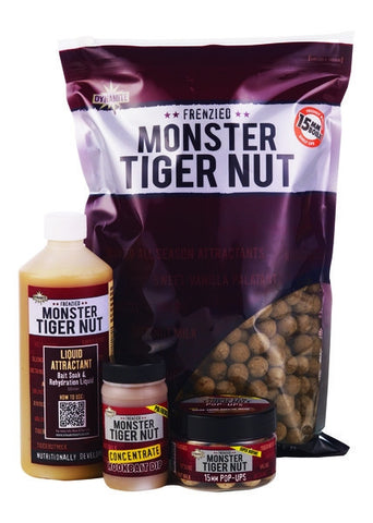 Dynamite Baits Monster Tiger Nut Boilie 15mm Shelf Life 1kg