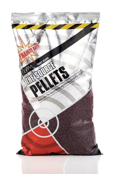 Dynamite Baits Source Sinking Pellets 4mm