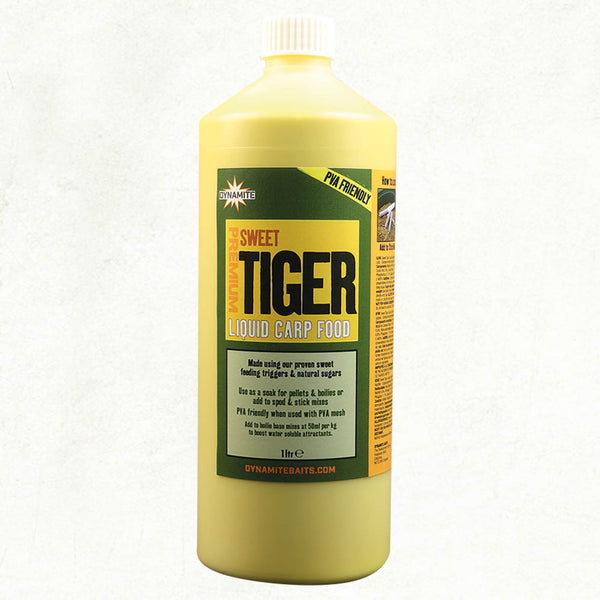 Dynamite Baits Sweet Tiger Nut Liquid 1ltr