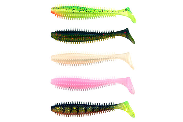 Fox Rage Ultra UV Spikey Shad