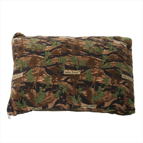 Gardner Camo Pillow Case