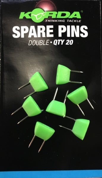 Korda Spare Double Pins